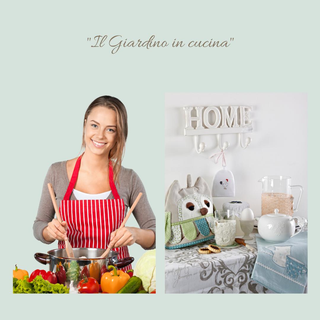 Il giardino in cucina