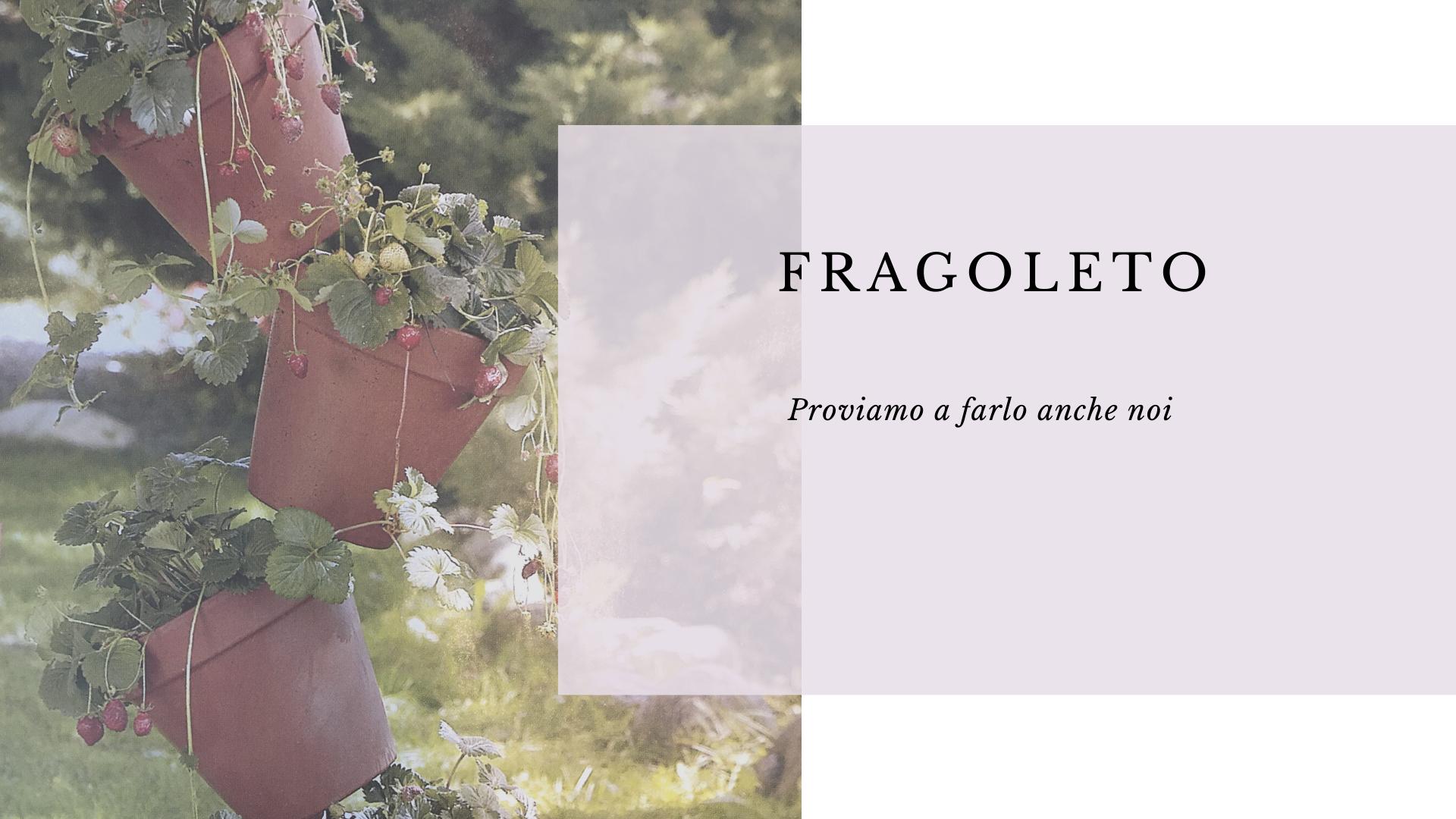 Fragoleto